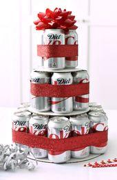 Diät-Cola-Geburtstagsgeschenk-Idee   – Diet Coke
