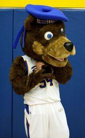 Uc Riverside Highlanders Mascot Scotty The Bear Mascot Bear Sports Advertising