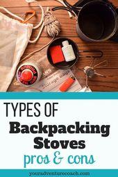 Comment choisir le meilleur poêle à dos   – Backpacking Meals