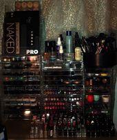 Schminktäschchen für Pinsel time Makeup Revolution Matte Foundation   – Makeup Organization and Storage