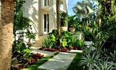 99+ Beautiful Tropical Garden Ideas – AMAWANA – #bestgardendesign #cottagegarden…  – Garden Ideas