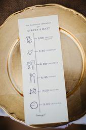 Hochzeitsdeko zum Selbermachen