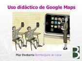Google maps en el aula