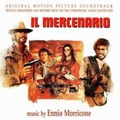 Ennio Morricone The Mercenary 1968 Soundtrack Spaghetti Western Music