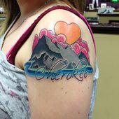 80+ Spectacular Mountain Tattoo – Designs und Bedeutungen für alle Altersklassen