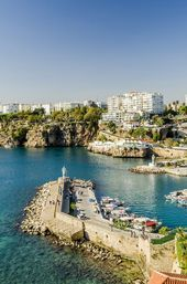 Things to do in Antalya: Exploring the Beautiful Turkish Riviera #turkeytravel A…
