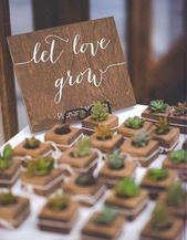Favors Signal, Let love develop, please take one, wedding ceremony favors signal, wooden favors signal, wooden wedding ceremony signal, picket wedding ceremony indicators, wooden -nc