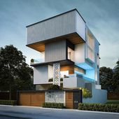 Instagram 上的 Amazing Architecture:「 Residential project in Salem, #india…