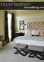 25 Amazing Room Revamps! {Get Your DIY On Features