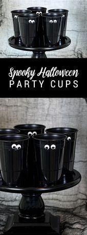 15 fantastische DIY Halloween Party Dekor Ideen für Last-Minute-Inspiration