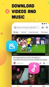 Snaptube Youtube Downloader Mp3 Converter 5 05 0 5056810 For Android Download Android Youtube Download Video