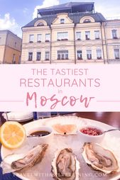 Greatest Eating places in Moscow Meals – Moscow Restaurant Information