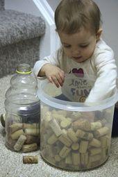 10 Fun Fine Motor Aktivitäten für Babys und Klei…