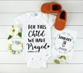 Christian Pregnancy Announcement for New Grandparents – Baby annoucement