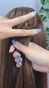 frisuren für lange haare videos | Frisuren Tutorials Zusammenstellung 2019 | Teil 62 …   – Damla Spor