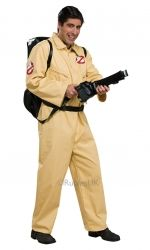 This Adult Deluxe Ghostbusters Costume comes straight from the movies. You can take care of all the strange occurrences in your neighborhood.  sc 1 st  Pinterest : ghostbuster costume for kids  - Germanpascual.Com