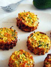 Flan de courgettes au fromage frais – Cook and Goûte