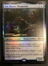 Magic MTG Master Thopterist ~ Core 2019 Sai NearMint