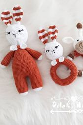 Free Cute Amigurumi Patterns- 25 Amazing Crochet Ideas For Beginners To Make Easy New 2019 – Page 5 of 25