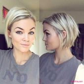 Bob Hairstyles 2017 | Women's Short Hairstyles and Hair Colors Trends bob hairstyles for short hairstyles for fine hair #bob hairstyles # hairstyles #short hair …