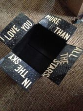 Ideas regarding DIY gifts for boyfriend - Emma Jasmin Blog