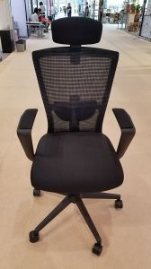 High Back Computer Luxury Mesh Executive Conference Black Chair