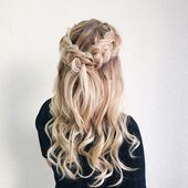 Dutch Braid – the romantically playful braided hairstyle – New Site