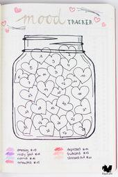 Plan with me: February – Valentines Theme » EquiCani Lifestyleblog