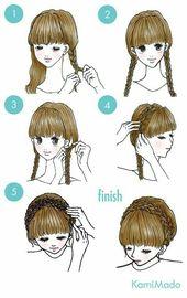 16 + verlockende Frauen-Frisuren, die Ideen zeichnen – New Site
