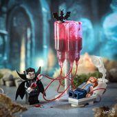 Erstaunliche LEGO-Universen von Fotograf Samsofy   – lego