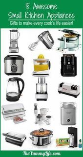 15 Awesome Small Kitchen Appliances. For your own …