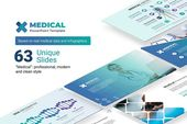 Medical Powerpoint Template by Premast on Creative Market
