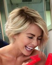 Os mais belos 30 penteados de Julianne Hough Bob   – Frisuren