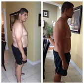 August 16/13 245lbs and 33 BMI LOST 52lbs and 7% BMI IN 8 weeks ...
