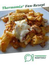Cazuela de pasta al forno   – Thermo