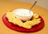 » Gluten-Free Crackers Much Like Ritz Crackers