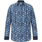 Button-Down-Hemd Svenn – Easy Iron, weiß gemustert StrellsonStrellson
