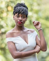 This ZUMIGirl Is Bringing Sexy Back With Her Fringe Box Braids