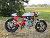 Dieser neue Honda CX500 Cafe Racer ist subtil mit Stil   – Motorcycles