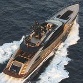 themanliness: Palmer Johnson Yacht!💎 via Michael Atkins.toys! Where in the wo…
