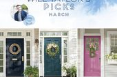 Will Taylor Q & A: Pick a Front Door Style