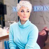 Coiffures courtes bob pour les femmes avec des cheveux et des visages différents   – Frisur Kurz