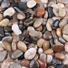 5 Pounds River Rocks Pebbles 1 2 Inches Garden Outdoor Decorative Stones Home Gardendecor Fish Tank Garden Rock Decor River Rock Stone