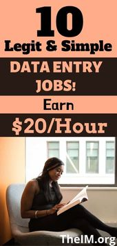 10 Awesome Ways To Earn Money From Data Entry Jobs In 2019! – TheIM blog|Make Money Online | Work From Home Jobs,Survey,Internet Marketing,Blogging tips