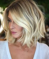 Exceptional Short Blonde Bob Haircuts 2019 for Women to Reach Perfection