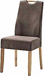 Stuhl Top Chairs ¦ grau ¦ Maße (cm): B: 45 H: 97,5 T: 57
