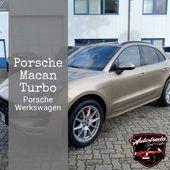 Porsche Macan Turbo by Autostrada Sport porschemacanturbo hamburg blankenese …