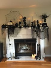 15 awesome diy halloween decorations ideas 12 | lu…