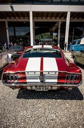 1967 bis 969 Ford Mustang GT Fastback 99   – Autos, Bikes & Co.