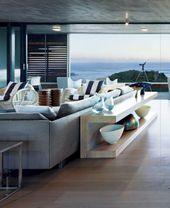 Modern Beach House Design Ideas to Welcome Summer   – Interior decorating